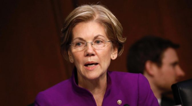 Donald Trump Evicted Elizabeth Warren from the Consumer Financial Protection Bureau (The Weekly Standard, January 3, 2018)
