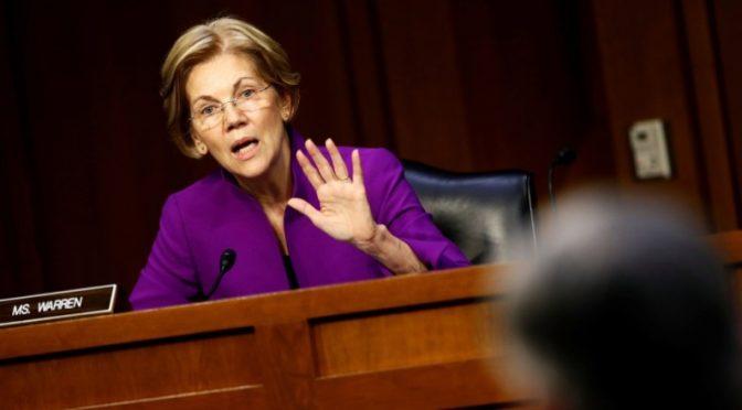 Elizabeth Warren's Sad Sick Joke (National Review, April 3, 2018)
