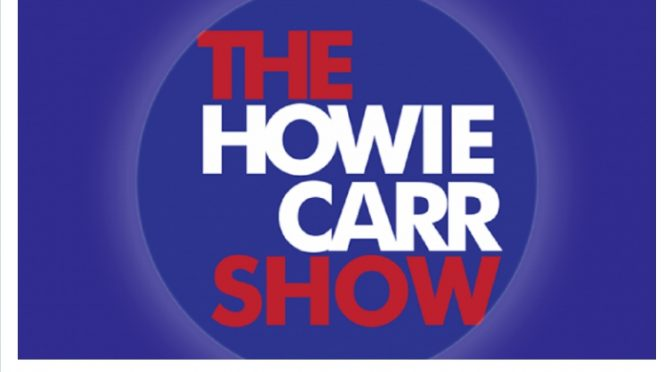 Radio Interview: Howie Carr Show, January 3, 2019
