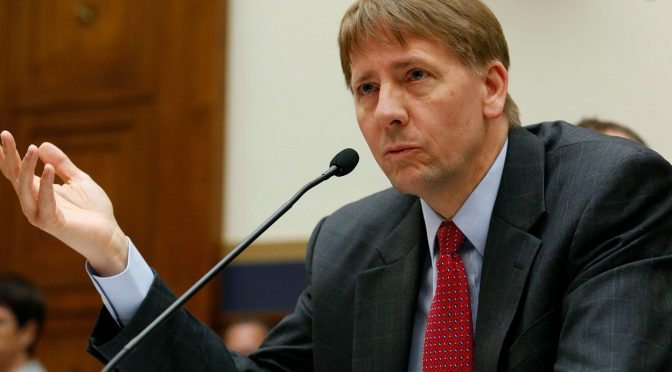The CFPB Supervision Problem (National Review, June 23, 2017)