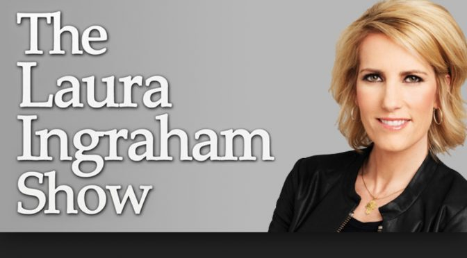 Laura Ingraham Radio Interview – Consumer Financial Protection Bureau (November 29, 2017)